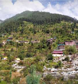 How One Man's Conviction Put Jibhi Valley on the World Tourism Map