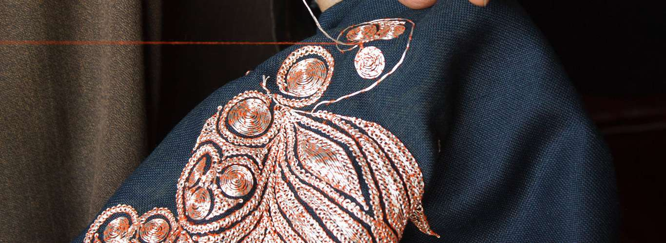 Indian Embroidered Arts You Need To Know About