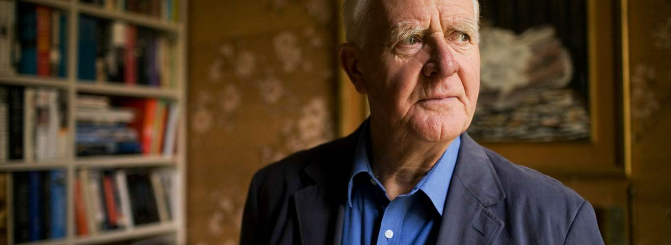 The Unconventional Travel Writing of John le Carre