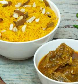 Festive Special: Rounding Up A Bengali Meal With A Tamil Dessert