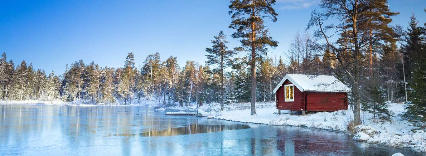 7 Isolated Cabins in Sweden to Put on Your Bucketlist