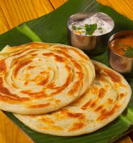 A Taste of Kerala: The Malabar Parotta