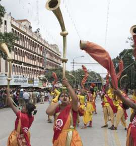 Dusshera Is Here With Its Diverse Faces