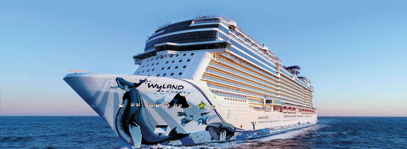 Cruise Along The Scenic Mexican Coast on The Norwegian Bliss