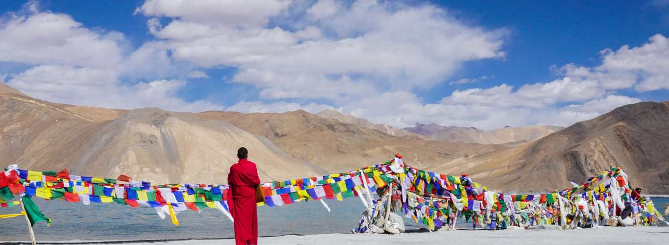 A 600-Year-Old Celebration on the Shores of Pangong Lake
