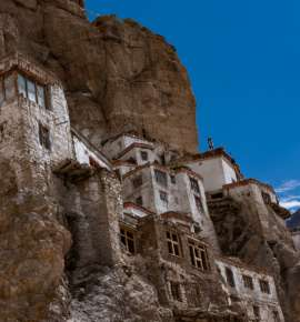 Phugtal Monastery: The 2,500 Year Old Cave of Liberation