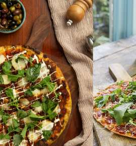 10 Great Places To Order a Pizza from in Delhi