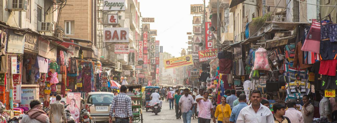 A City Walk with the Children of the Salaam Baalak Trust