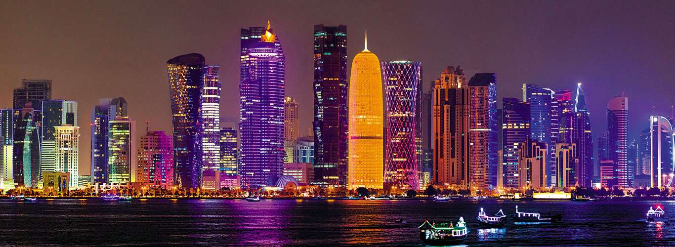Qatar: Happily Merging the Best of Both Worlds, Traditional and Modern