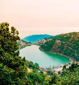 Nainital: Where Royalty And The Hills Form A Blissful Experience