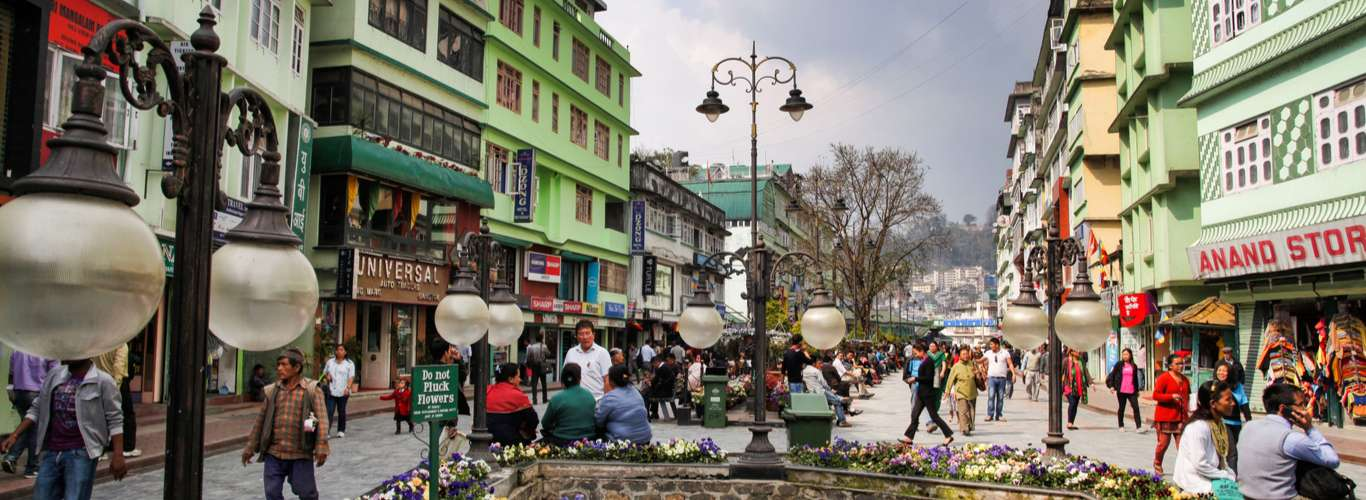 The Gangtok Guide: Where To Eat, Shop, and Party