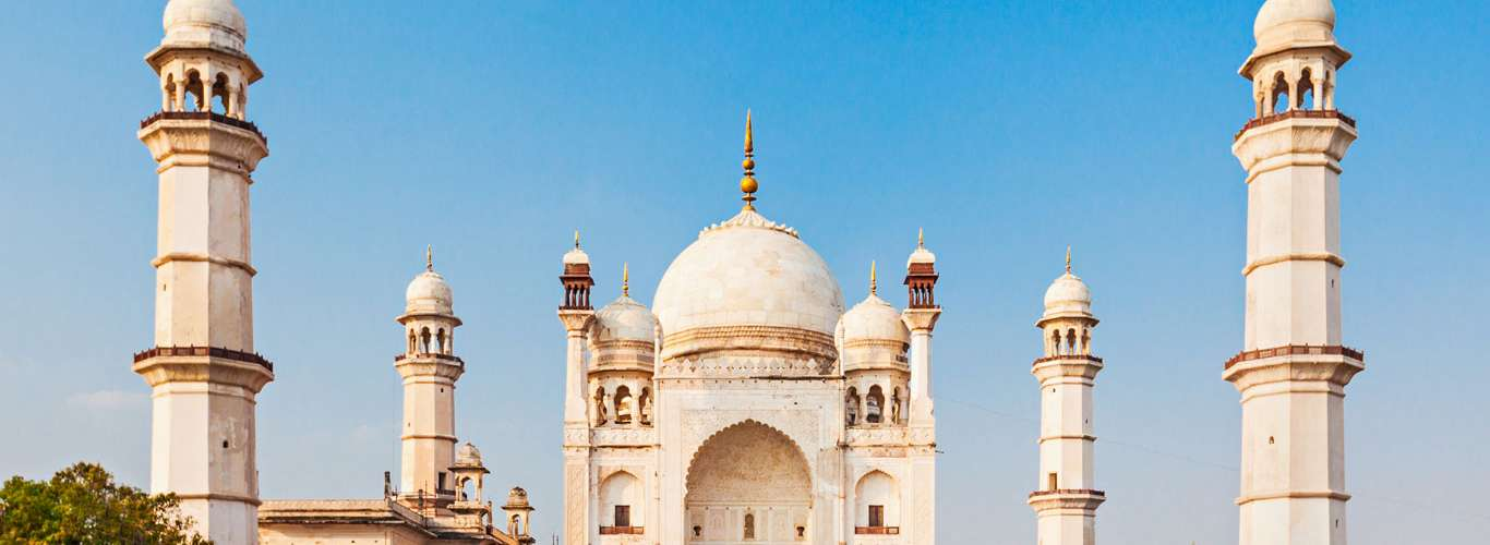 Did You Know About the Taj Mahal's Doppelganger In Aurangabad?