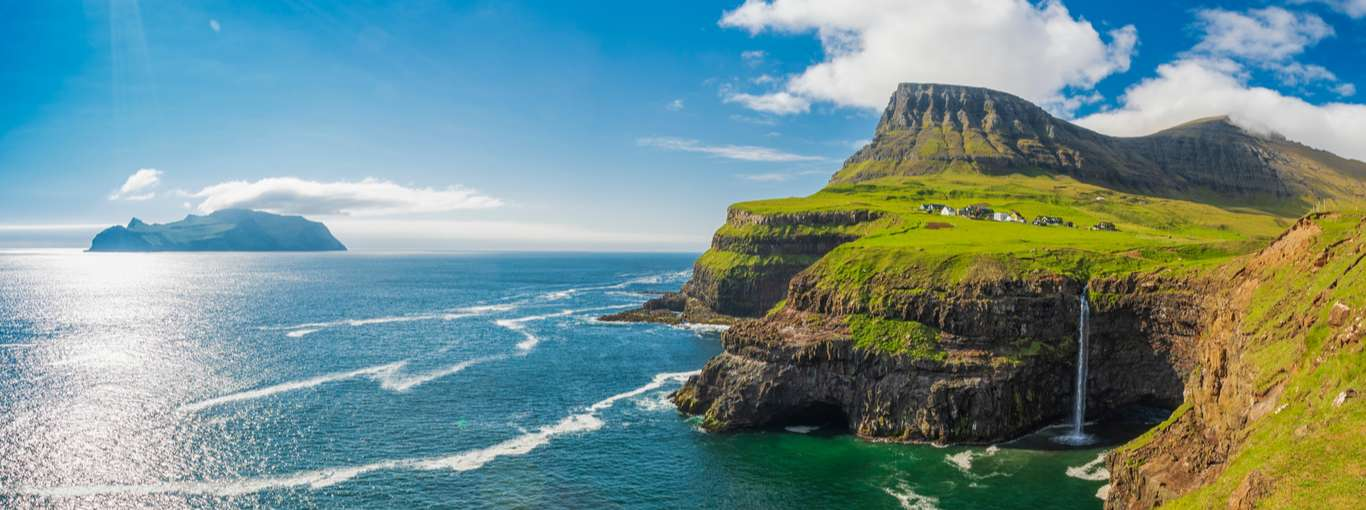 Have You Heard of the Faroe Islands?