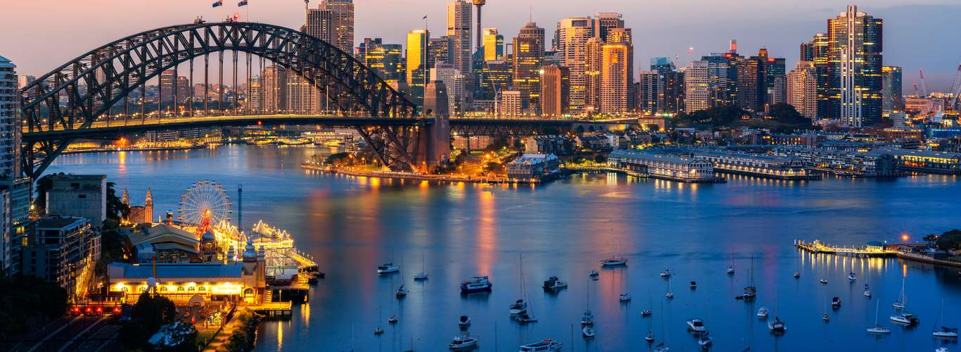 New South Wales Offers the Works