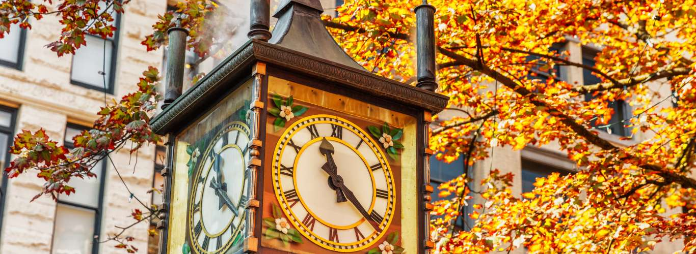 Vancouver: Down The Memory Lane In Gastown
