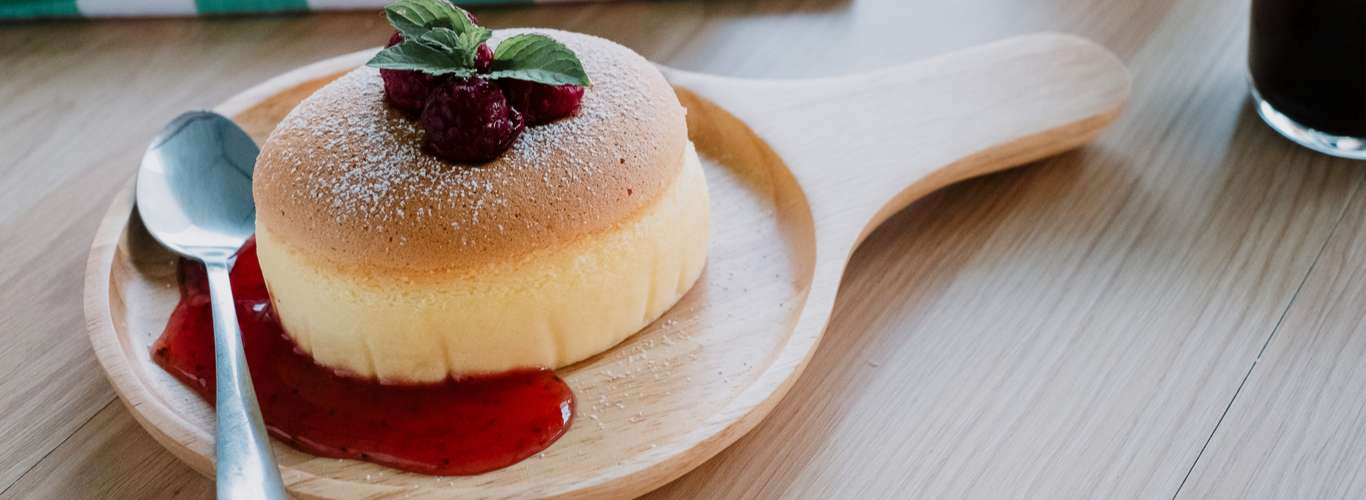 Of Japanese Cheesecakes and More