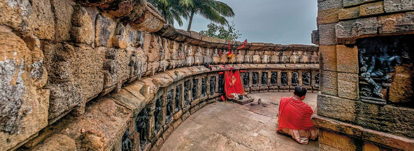 Bhubaneswar Shares Its Past Through Its Historical Wonders