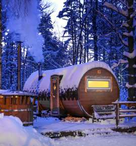 Did You Know about the Country with a Million Saunas?