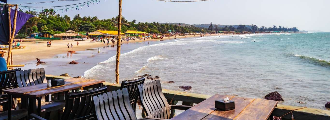 Eating Out in Goa