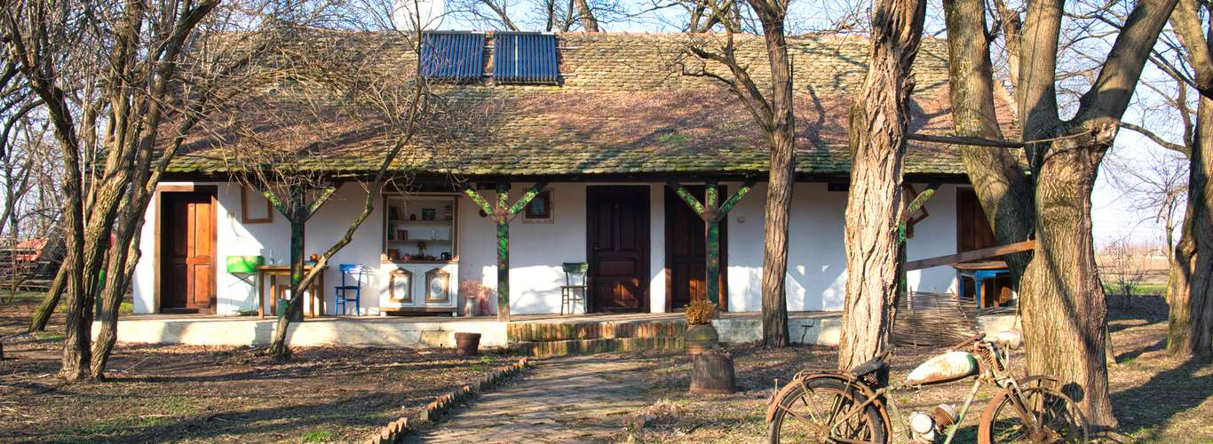 Book Yourself a Tranquil Stay at a Salas in Serbia
