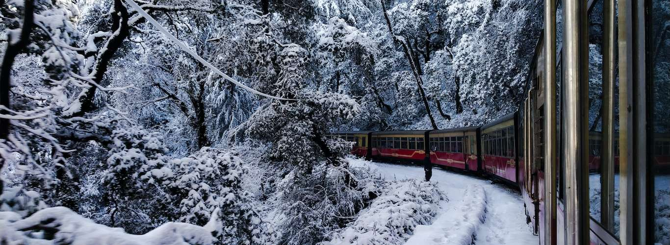 Never Seen Snow? Hit Up These 10 Places