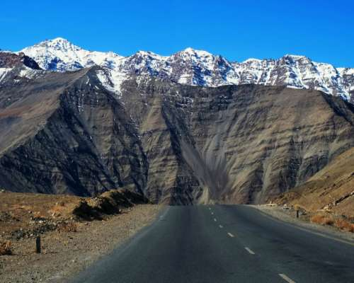 All about the Magnetic Hill in Ladakh Outlook Traveller
