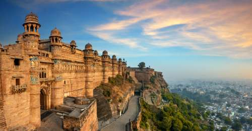 Discover The Magnificence Of Gwalior In Just 24 Hours!