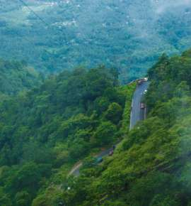 Have You Heard of this Stunning Hill-Top Spot in Kerala?