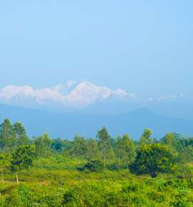 Ever Seen Mt Kanchenjunga from Bangladesh? It's Sublime