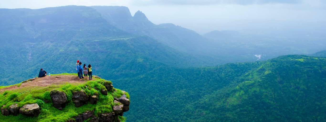 Maharashtra: The Hillscape of Matheran