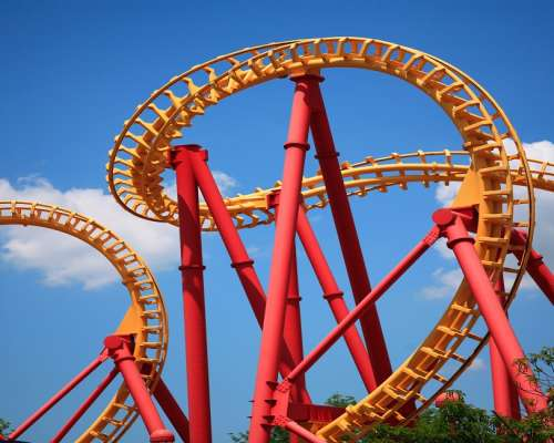 Five Scariest Roller Coasters in The World - Outlook Traveller