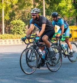 6 Amazing Cycle Routes in Delhi-NCR