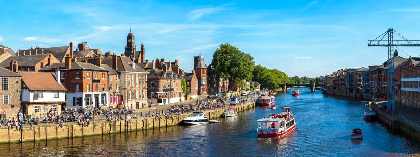 Discover York With These 5 Offbeat Walks