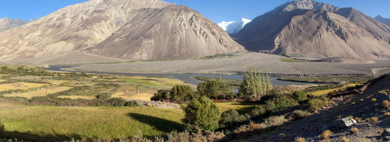 Travelling along Afghanistan's Central Route