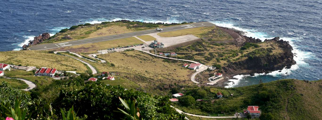 Did You Know The World's Smallest Runway Is On A Caribbean Beach?