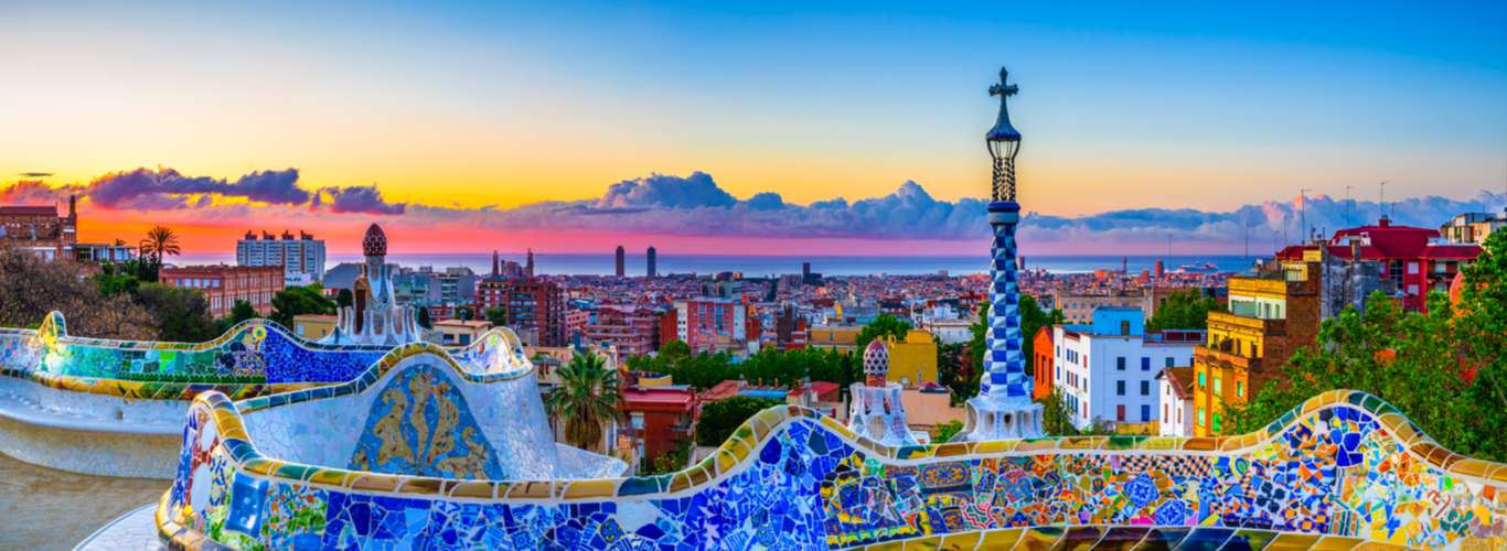 Bewitched in Barcelona