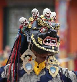 Chaam: The Ritualistic Masked Dance from Sikkim