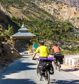 World Cycling Day: 5 Thrilling Trails to Take in India
