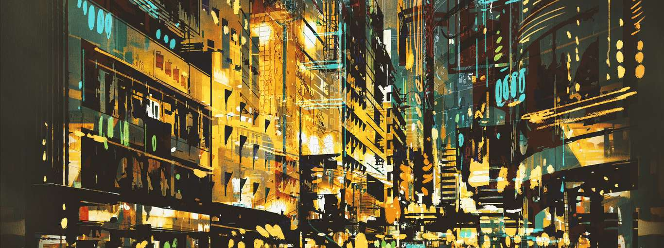 Cities Through the Lens of 5 Artists