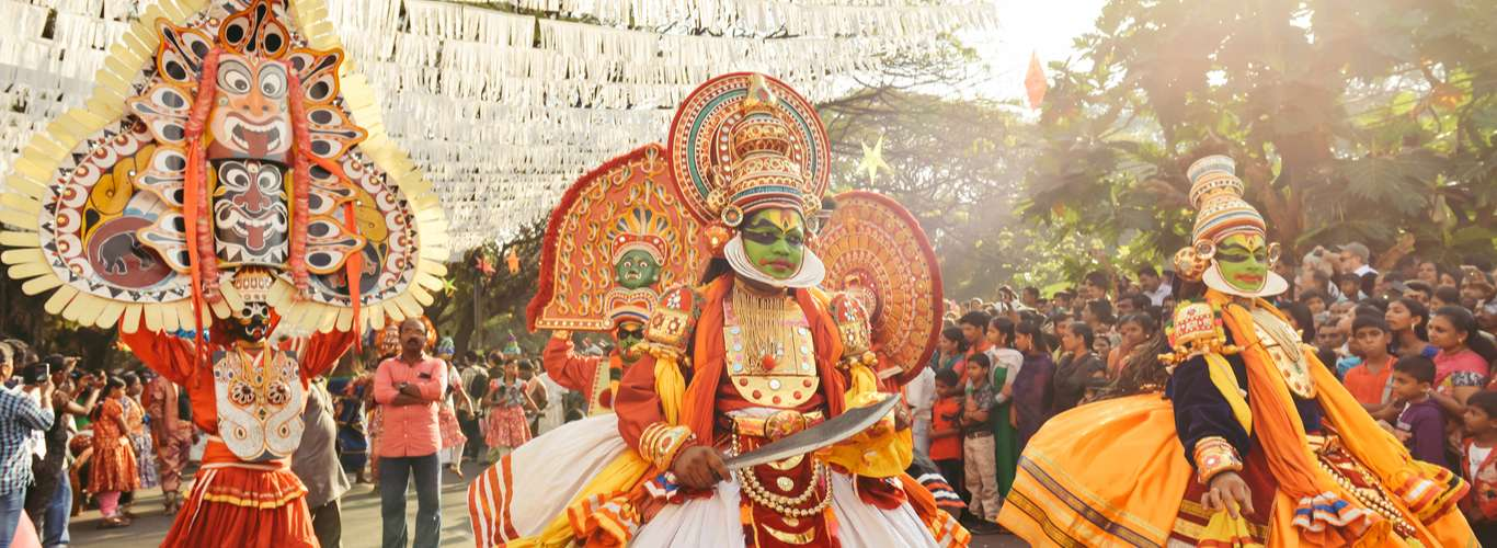 How India Celebrates the Traditional New Year