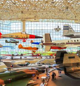 Did You Know About the Virtual Tours at the Museum of Flight?