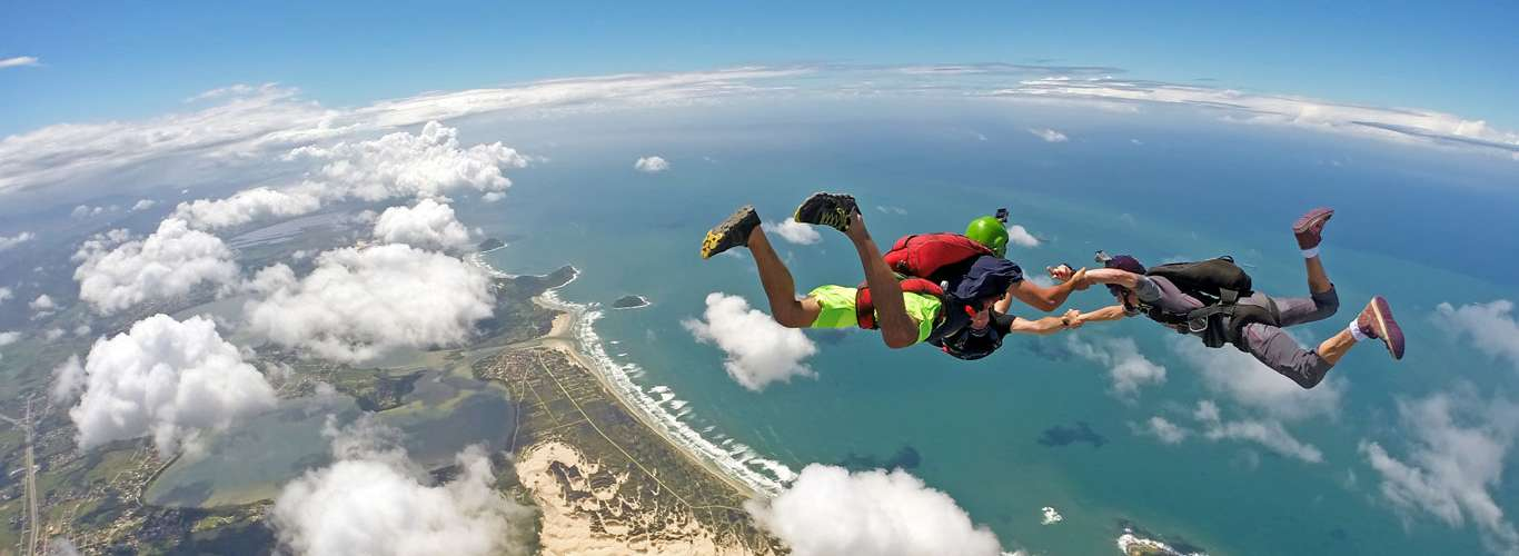Where To Go Sky Diving In India