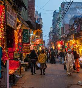 Iconic Spots in Delhi for Street Photographers