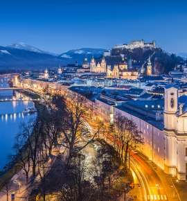 48 Hours: What To See & Do In The Land Of 'The Sound Of Music'