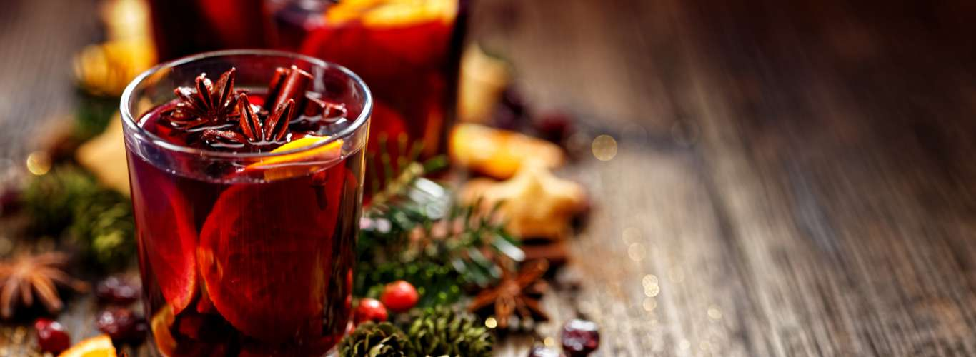When Christmas Comes, can Mulled Wine be Far Behind?