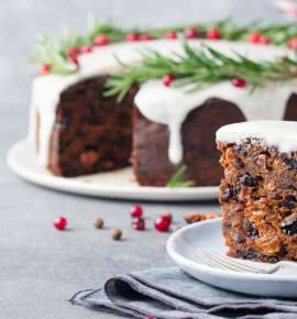 Get The Perfect Christmas Cake From These 5 Iconic Bakeries In India