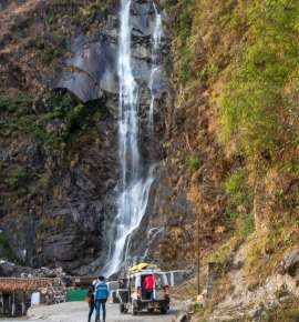 A Waterfall Named After Amitabh Bachchan