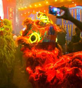 5 Things To Do In Kolkata During The Chinese New Year