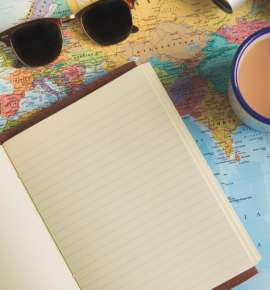10 Best Planners and Journals for Mapping Travel Plans in 2021