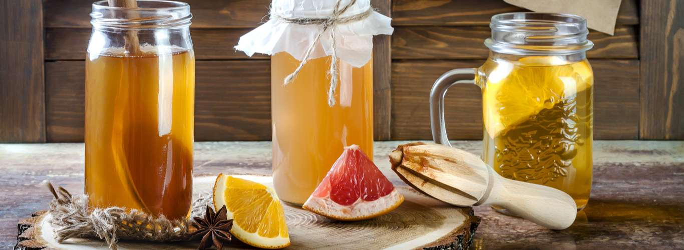 Have You Tried These Crafted Kombucha Brands from India?